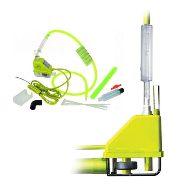 Aspen Silent+ Mini Lime Condensate pump (Replacement Pump Only) 240V~50/60Hz